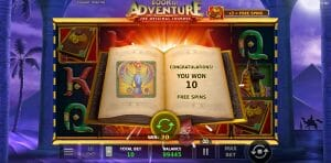 Book Of Adventure Freispiele