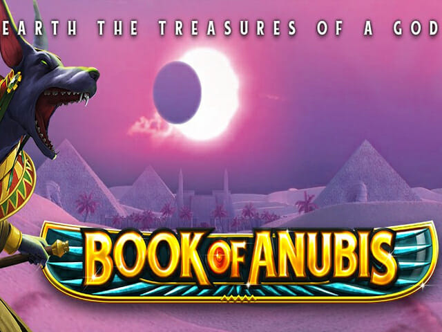 Book OF Anubis Logo