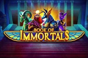 Book of Immortals Logo