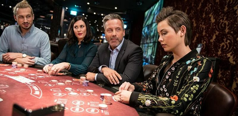 Blackjack im Casino Schenefeld
