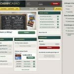 Cherry Casino Account