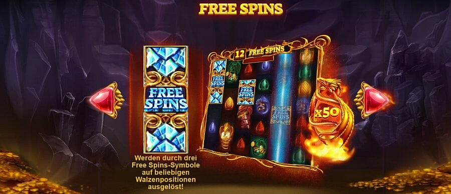 Dragons Fire Megaways Bonus