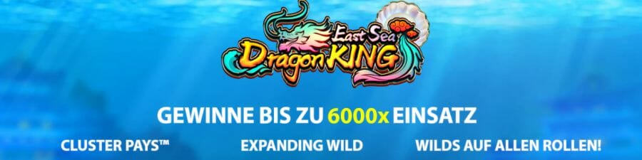 East Sea Dragon King Bonus