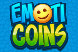 Emoticoins Slot Logo