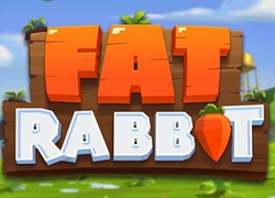 Fat Rabbit Online Slot Logo