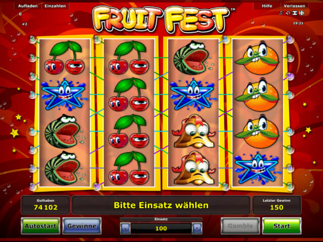 Fruit Fest Slot