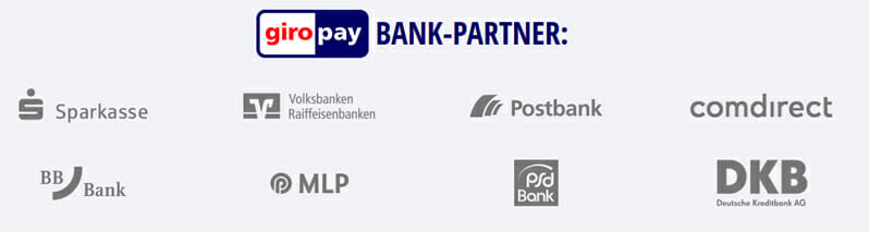 Giropay Bank Partner