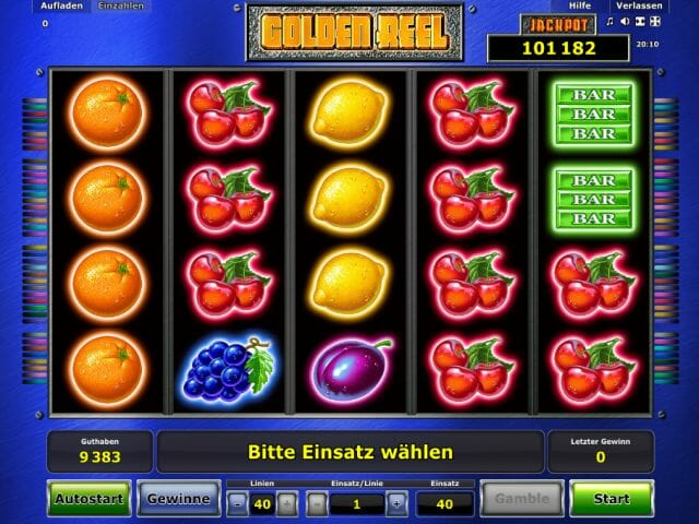 Golden Reel Slot