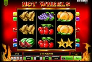 Hot Wheels Online Slot