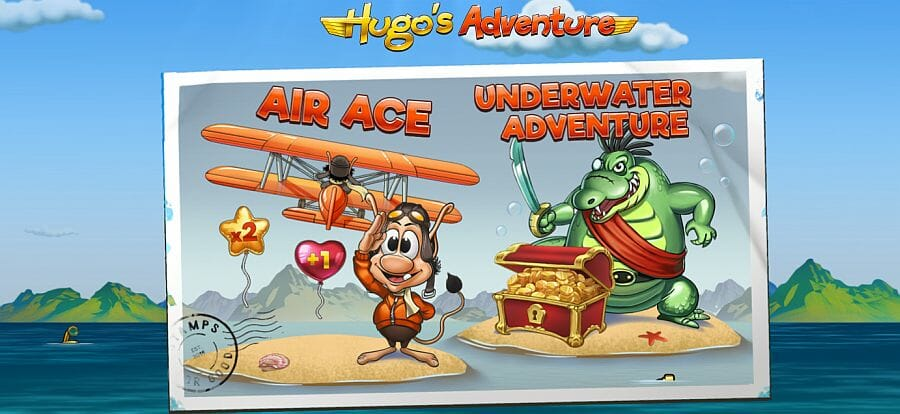 Hugos Adventure Slot Bonus