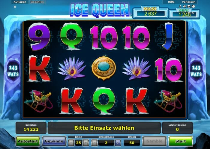 Ice Queen Slot