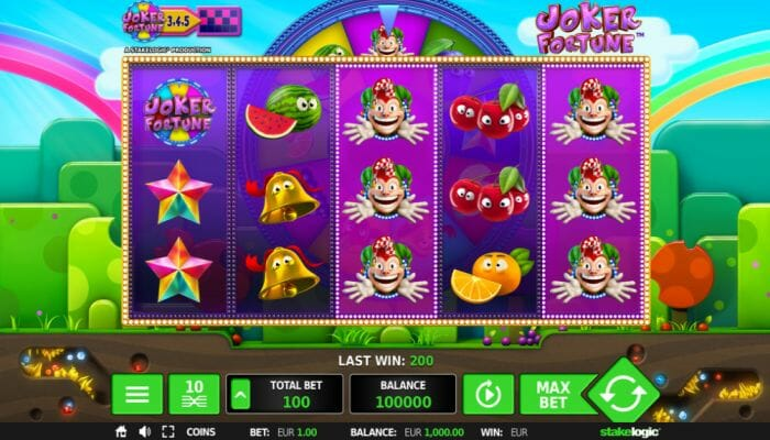 Joker Fortune Slot