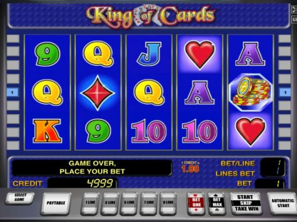 echtgeld casino online king of cards
