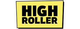 High Roller Casino Logo