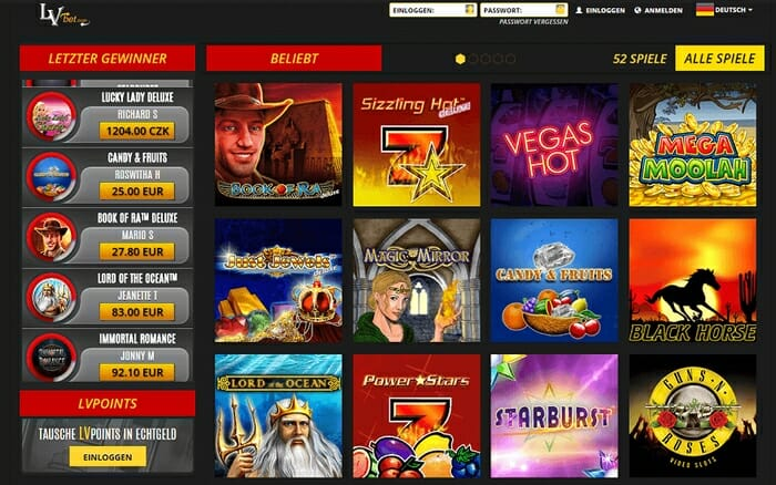 echtgeld casino online lord of ocean tricks