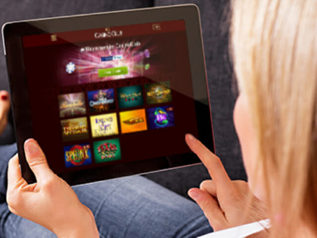 Mobile Casino Apps Banner