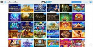 Mr Play Casino Spielautomaten