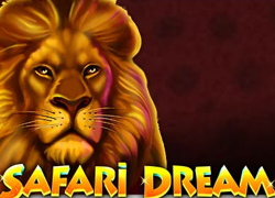 Safari Dream Online Slot Logo