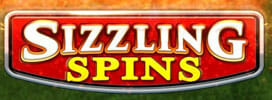Sizzling Spins Logo
