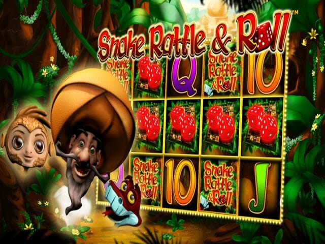 Snake Rattle Roll Slot