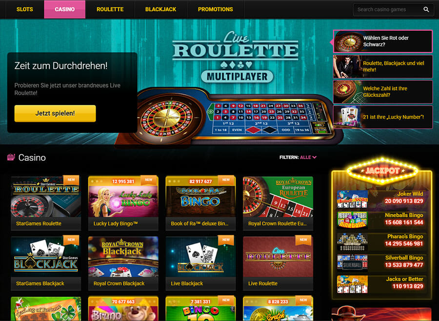 Star Games Online Gaming