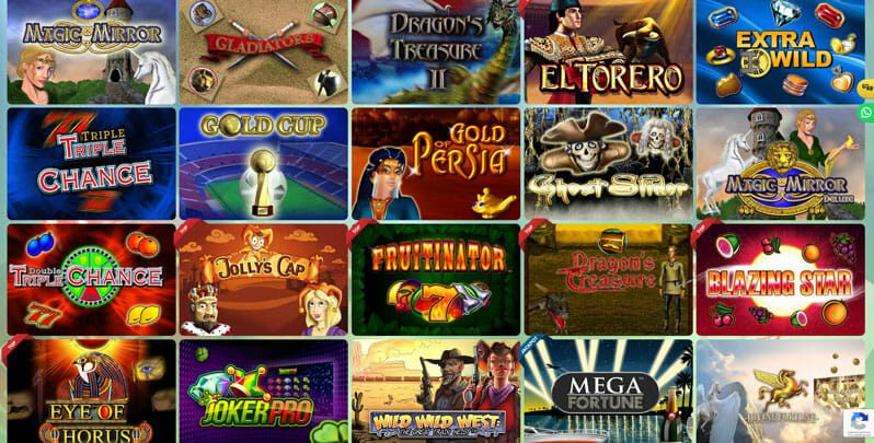Sunnyplayer Casino Spielautomaten