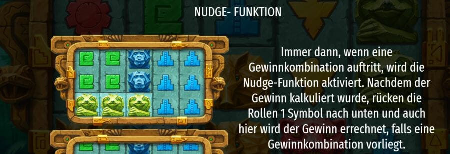 Temple of Nudges Bonus
