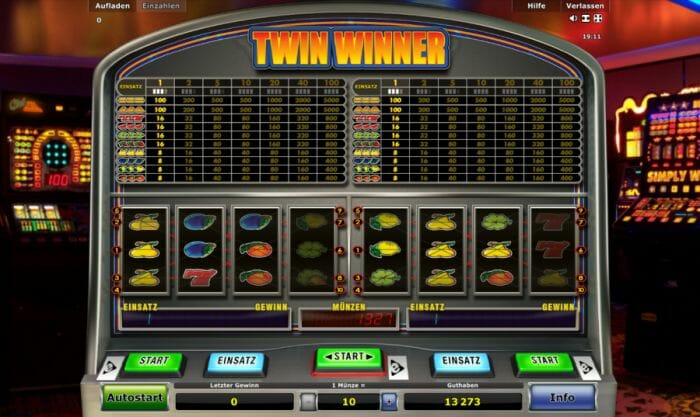 Twin Winner Slot