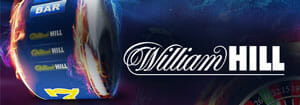 William Hill Casino Schriftzug
